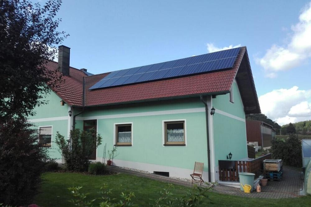 beispielreferenz eigenheimdach photovoltaikanlage